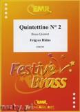 Okładka: Hidas Frigyes, Quintettino N° 2 - BRASS ENSAMBLE