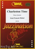 Okładka: Michel Jean-François, Charleston Time - BRASS ENSAMBLE