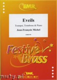 Okładka: Michel Jean-François, Eveils - BRASS ENSAMBLE