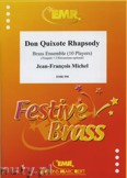 Okładka: Michel Jean-François, Don Quichote Rhapsody for Brass Ensemble