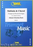 Okładka: Bach Johann Sebastian, Sinfonia & Choral  - Trumpet