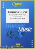 Ok�adka: Bach Johann Sebastian, Concerto G-Dur  - Trumpet