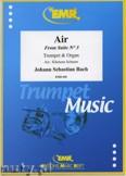 Ok�adka: Bach Johann Sebastian, Air aus der Orchestersuite - Trumpet