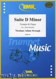 Ok�adka: Strungk Nicolaus Adam, Suite d-moll  - Trumpet