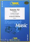 Ok�adka: Mancini Francesco, Sonate XI, g-moll - Trumpet
