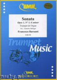 Okładka: Barsanti Francesco, Sonata III, G-Moll Op. 1 - Trumpet