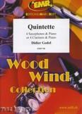 Okładka: Godel Didier, Quintette - CLARINET