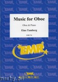 Okładka: Tamberg Eino, Music for Oboe - Oboe