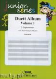 Okładka: Michel Jean-François, Duett Album Vol. 1 - Euphonium