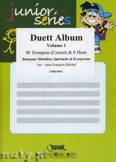 Ok�adka: R�ni, Duett Album Vol. 1 for Bb Trumpet (Cornet) and F Horn