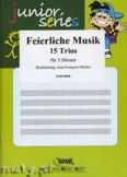Okładka: Michel Jean-François, Feierliche Musik - Trio Album - Horn
