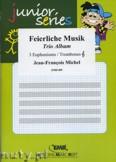 Okładka: Michel Jean-François, Feierliche Musik - Trio Album - Euphonium