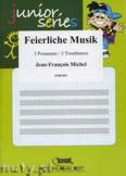 Okładka: Michel Jean-François, Feierliche Musik - Trombone