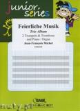 Ok�adka: Michel Jean-Fran�ois, Feierliche Musik