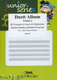 Okładka: Różni, Duett Album, Vol. 2 for Bb Trumpet (Cornet) and Euphonium