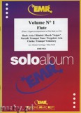Ok�adka: Armitage Dennis, Solo Album Vol. 01  - Flute