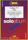Okładka: Armitage Dennis, Solo Album Vol. 01  - Flute