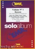 Ok�adka: Armitage Dennis, Solo Album Vol. 01  - BASSOON