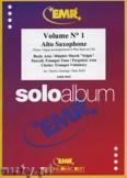 Okładka: Armitage Dennis, Solo Album Vol. 01 - Saxophone