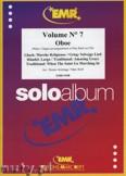 Okładka: Armitage Dennis, Solo Album Vol. 07  - Oboe