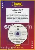 Okładka: Armitage Dennis, Solo Album Vol. 07 + CD  - CLARINET