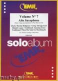 Ok�adka: Armitage Dennis, Solo Album Vol. 07  - Saxophone