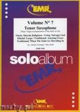 Okładka: Armitage Dennis, Solo Album Vol. 07  - Saxophone