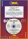 Ok�adka: Armitage Dennis, Solo Album Vol. 07 + CD  - Saxophone