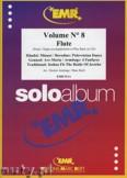 Okładka: Armitage Dennis, Solo Album Vol. 08  - Flute