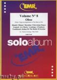 Okładka: Armitage Dennis, Solo Album Vol. 08  - Oboe