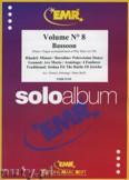 Ok�adka: Armitage Dennis, Solo Album Vol. 08  - BASSOON