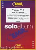 Ok�adka: Armitage Dennis, Solo Album Vol. 08  - Saxophone