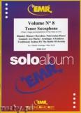 Okładka: Armitage Dennis, Solo Album Vol. 08  - Saxophone