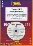 Ok�adka: Armitage Dennis, Solo Album Vol. 08 + CD  - Saxophone
