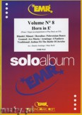 Ok�adka: Armitage Dennis, Solo Album Vol. 08  - Horn