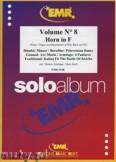 Okładka: Armitage Dennis, Solo Album Vol. 08  - Horn