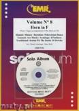 Ok�adka: Armitage Dennis, Solo Album Vol. 08 + CD  - Horn
