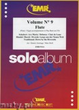 Okładka: Armitage Dennis, Solo Album Vol. 09  - Flute