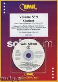 Okładka: Armitage Dennis, Solo Album Vol. 09 + CD  - CLARINET