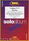 Ok�adka: Armitage Dennis, Solo Album Vol. 09  - BASSOON