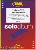 Ok�adka: Armitage Dennis, Solo Album Vol. 09  - Saxophone