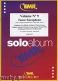 Okładka: Armitage Dennis, Solo Album Vol. 09  - Saxophone
