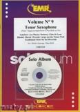Ok�adka: Armitage Dennis, Solo Album Vol. 09 + CD  - Saxophone