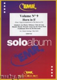 Okładka: Armitage Dennis, Solo Album Vol. 09  - Horn