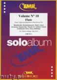 Okładka: Armitage Dennis, Solo Album Vol. 10 - Flute