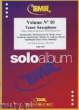 Okładka: Armitage Dennis, Solo Album Vol. 10  - Saxophone