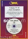 Ok�adka: Armitage Dennis, Solo Album Vol. 10 + CD  - Saxophone