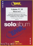 Okładka: Armitage Dennis, Solo Album Vol. 10  - Horn