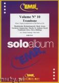 Okładka: Armitage Dennis, Solo Album Vol. 10  - Trombone