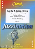 Okładka: Armitage Dennis, Suite Chameleon - CLARINET